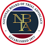 Logo of National Board of Trial Advocacy